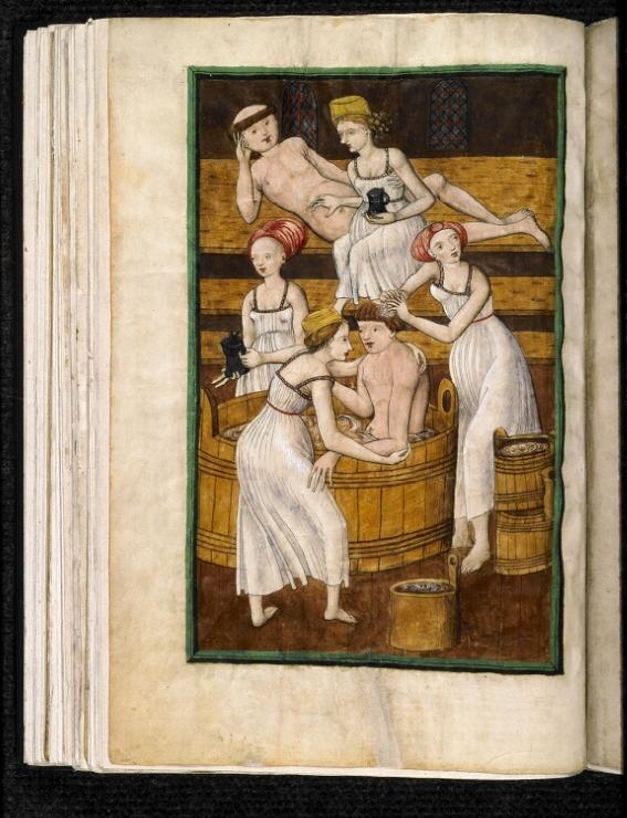 bathing chemise Praha, Knihovna Národního muzea, IV.B.24